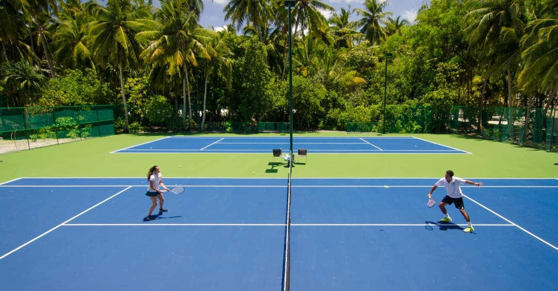 Tennis coaches available for lessons worldwide