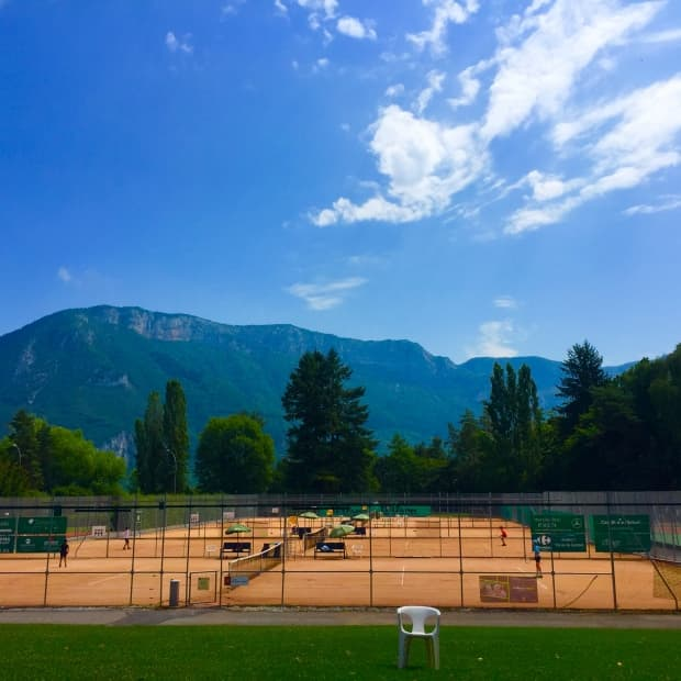 Tournament Camp <strong>Annecy, France</strong>>