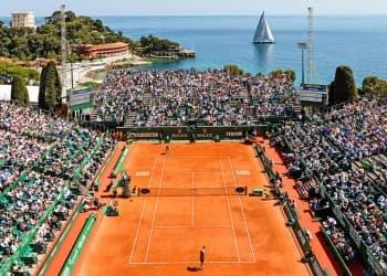 Jouez avec un top 100 ATP à Monaco